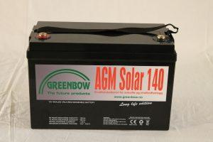 Batteri 140